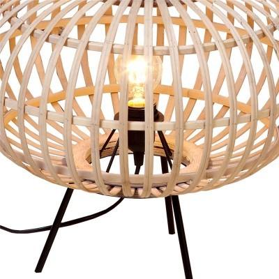 Candeeiro Cana Bambu