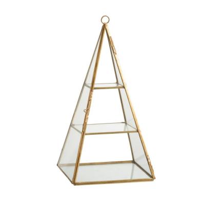 Pirâmide Cristal