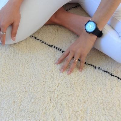 Tapete Berbere Lã