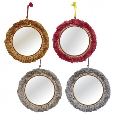 Espelho Colorido Franjas