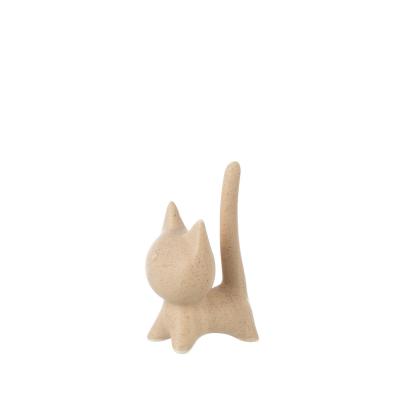Gato Porcelana