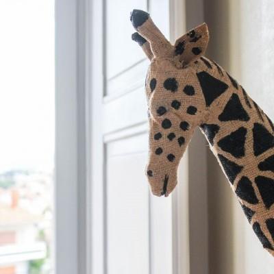 Cabeça Girafa