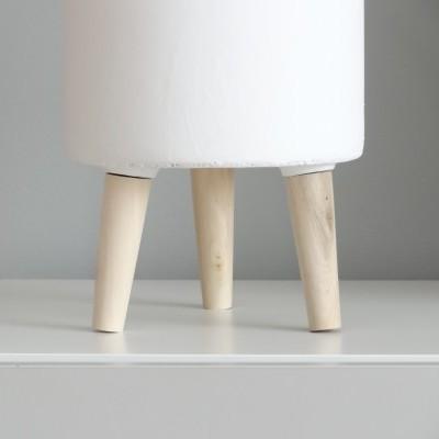 Vaso Cimento Branco