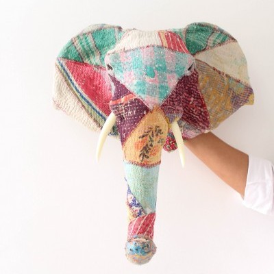 Elefante Patch II