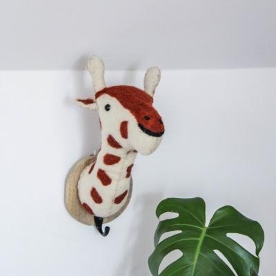 Cabide Girafa
