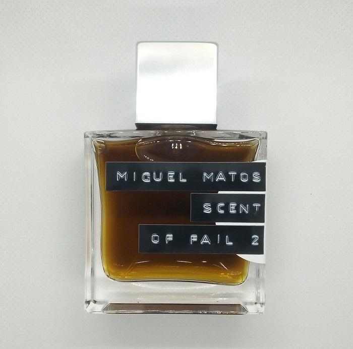 SOLD OUT!!! Scent of Fail 2 Eau de Parfum 50ml (Limited edition 30 bottles)
