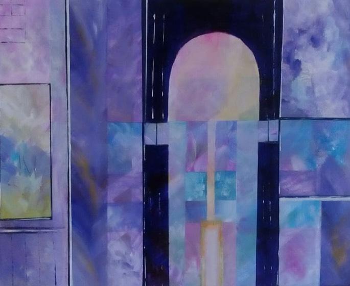 """""""The door to the garden"""""""