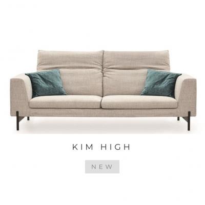 Sofá KIM HIGH ©️ Ditre Itália