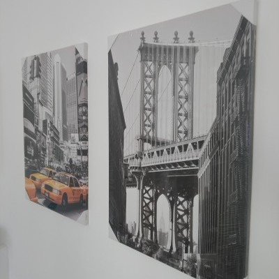 Tela Decorativa - MANHATTAN