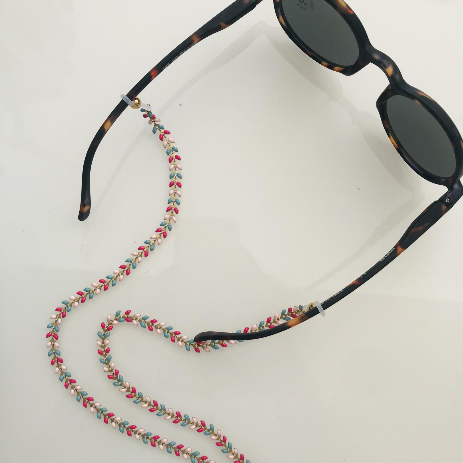 Fita de óculos Aço | Mix de Verão