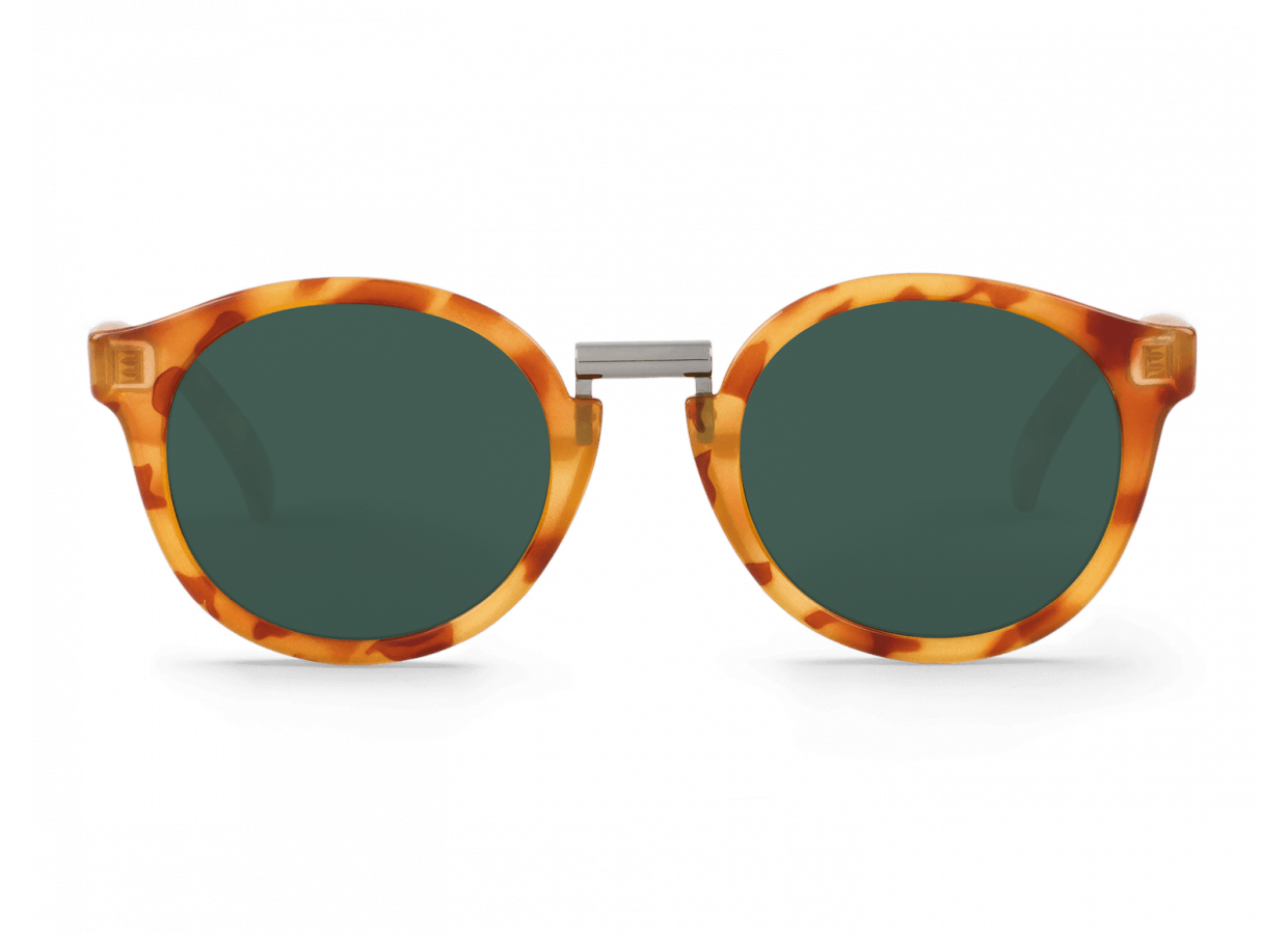 CARAMEL FITZROY WITH CLASSICAL LENSES