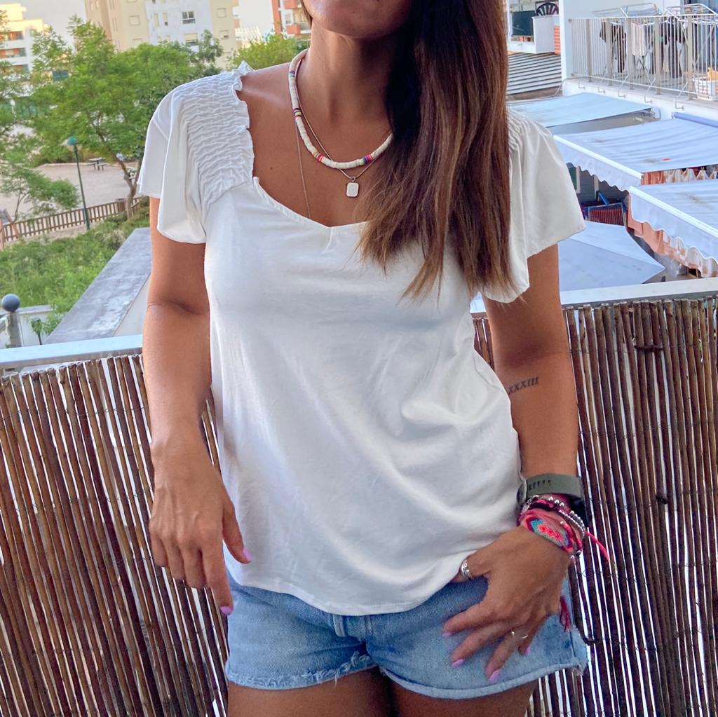 T-Shirt Summer Collection | Branco