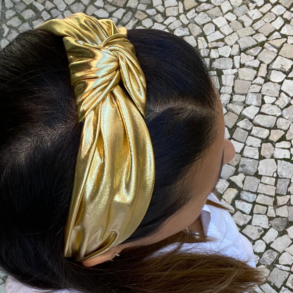 Bandolete Dourada