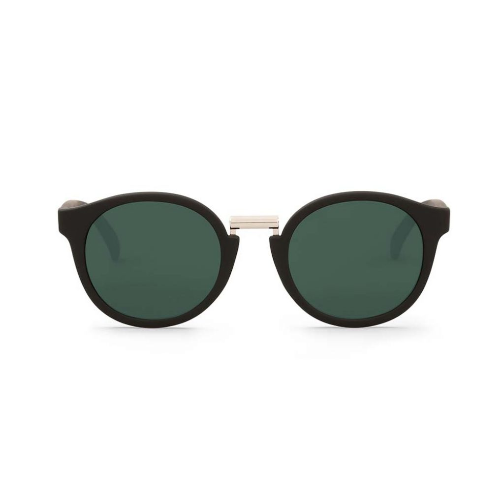 FITZROY   MATTE BLACK with classical lenses