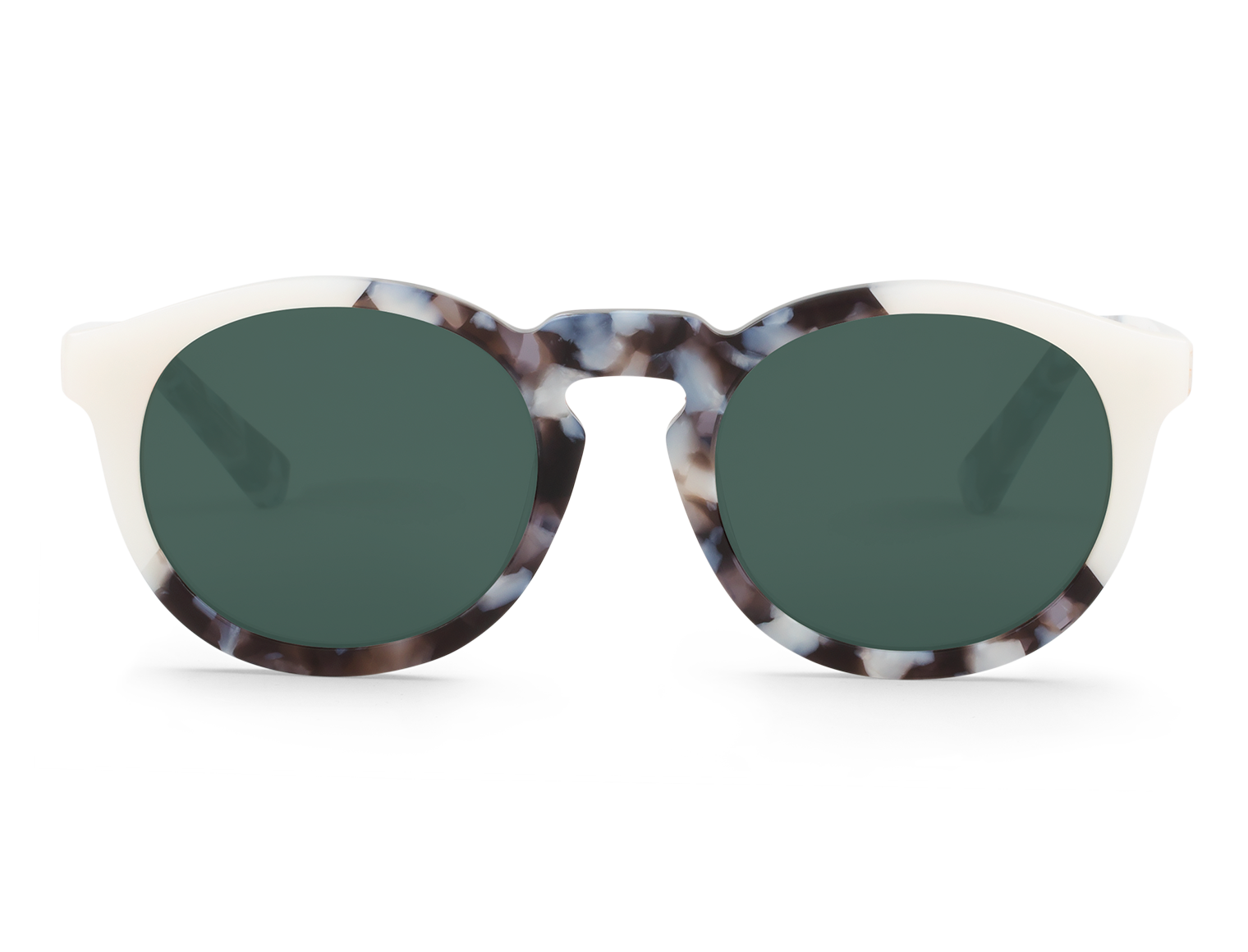 JORDAAN | CREAM/ASH with classical lenses