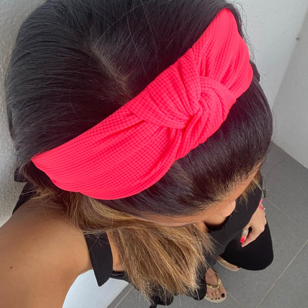 Bandolete Néon | Rosa