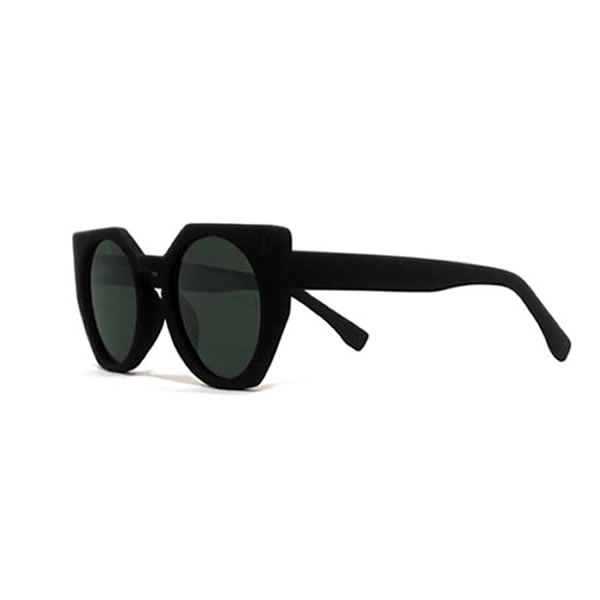 VENUS | RUBBER TOTAL BLACK WITH SMOKE LENSES