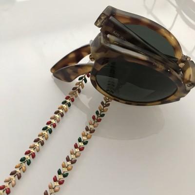 Fita de óculos Aço | Jamaica