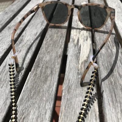 Fita de óculos Aço | Rosa Claro