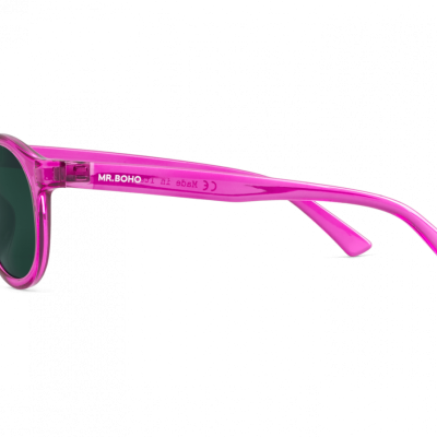 TECHNI PINK JORDAAN WITH CLASSICAL LENSES