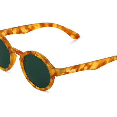 DALSTON | CARAMEL with classical lenses