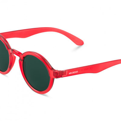 TECHNI RED DALSTON with classical lenses