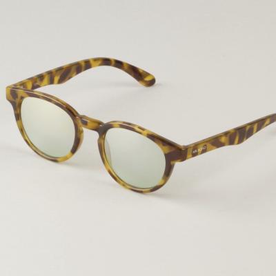 HC Tortoise Trastevere with semitransparent green lenses