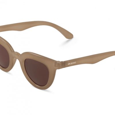 TAUPE HAYES WITH CLASSICAL LENSES