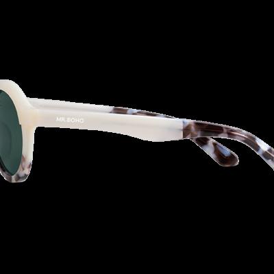 DALSTON   CREAM/ASH with classical lenses