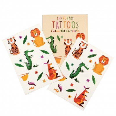 Tatuagens Temporárias | Selva