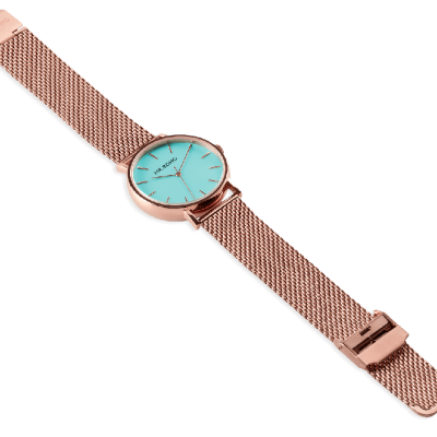 CADET METALLIC | COPPER AQUA BLUE