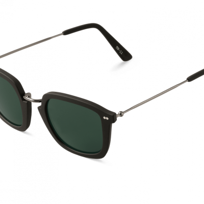 MATTE BLACK GALATA WITH CLASSICAL LENSES