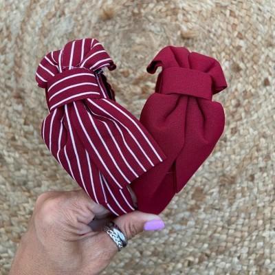 Bandolete com Laço | Vermelho