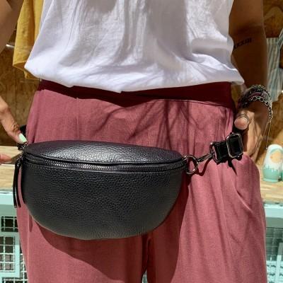 Bolsa de Cintura Simples | Camel