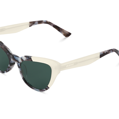 VESTERBRO  | CREAM/ASH with classical lenses