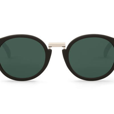 FITZROY | BLACK with classical lenses
