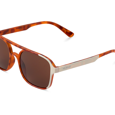 OLTRARNO | CREAM/LEO TORTOISE with classical lenses