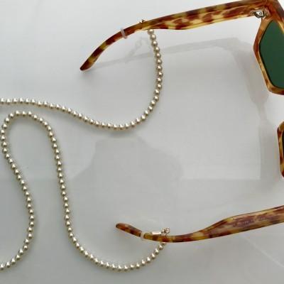 Fita de óculos   Pérolas