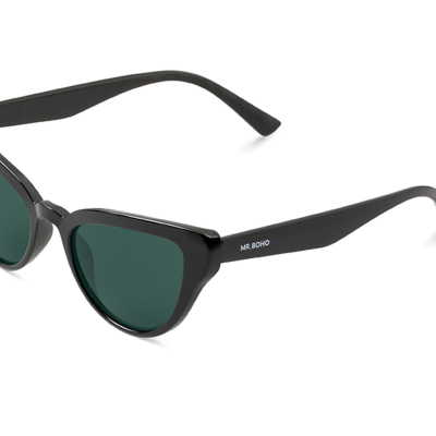 VESTERBRO  | BLACK with classical lenses
