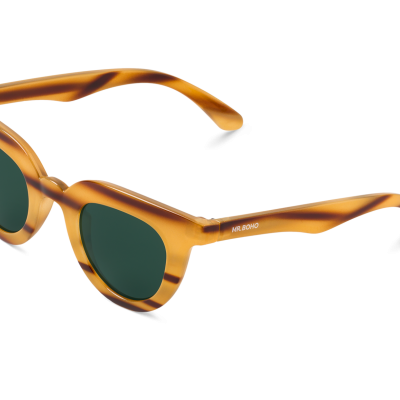HAYES   ORGANIC STRIPES with classical lenses