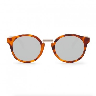 LEO TORTOISE FITZROY WITH SILVER LENSES