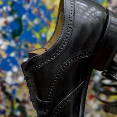 Sapato Full Brogue
