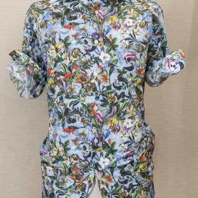 Camisa de Manga Comprida E1045SOR