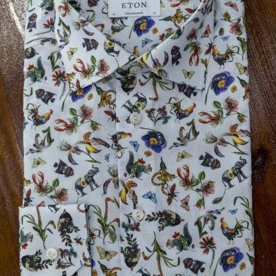 Camisa de Manga Comprida E1046SOR
