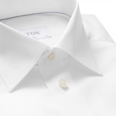 Camisa Eton modelo contemporâneo