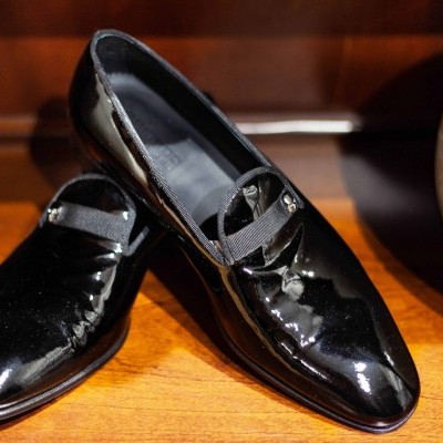 Sapato de Verniz