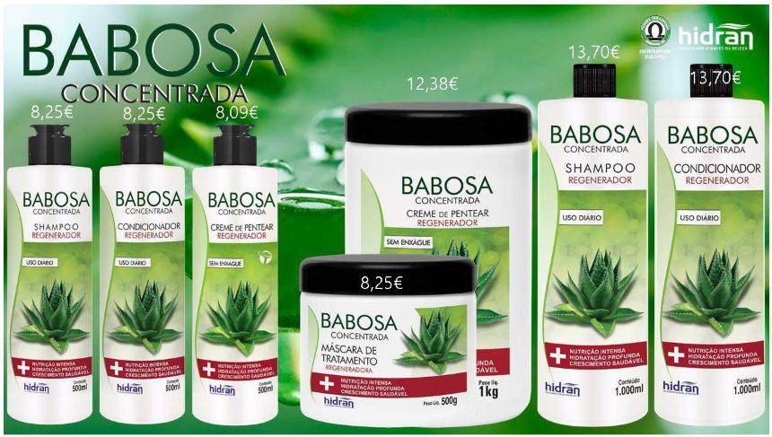 BABOSA CONCENTRADA - HIDRAN