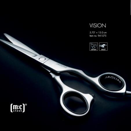 "TESOURA JAGUAR VISION  5,75"" - JAGUAR"