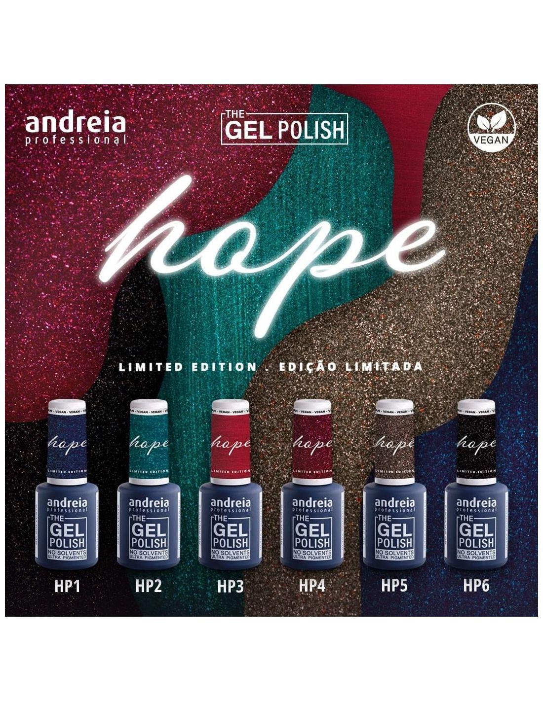 THE GEL POLISH COLECÇÃO HOPE - ANDREIA