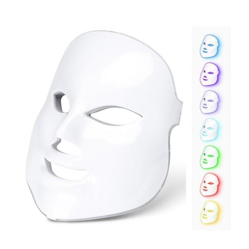 Máscara Led de Tratamento